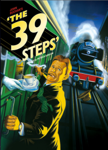 The 39 Steps play