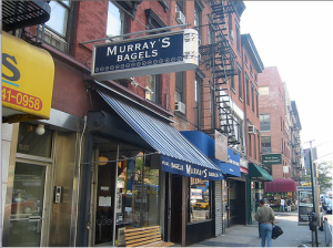Murray's Bagels NYC