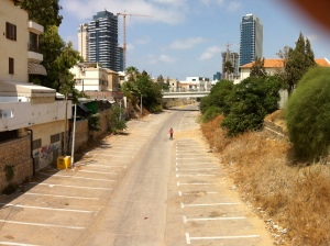 Neve Tzedek District Bridge