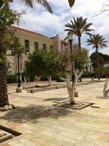 Old University Tel Aviv